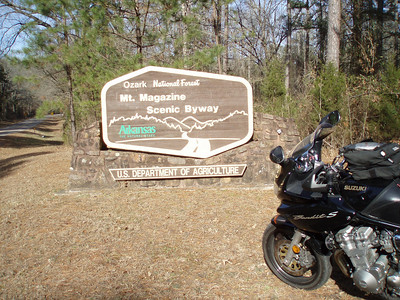 Mt. Magazine Scenic Byway 309