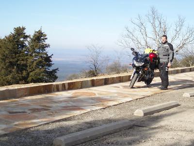 Mt. Magazine State Park.