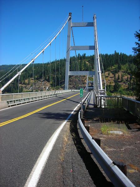 Dent Bridge looking North