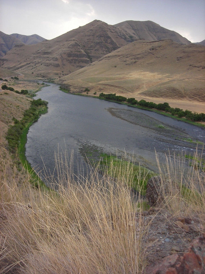 Grande Ronde at Fisher Gulch