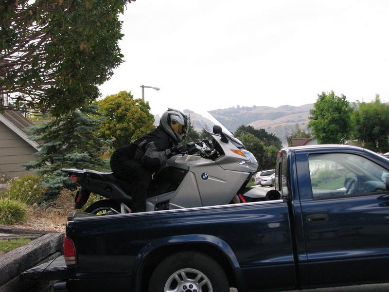 Bike in Truck (4)