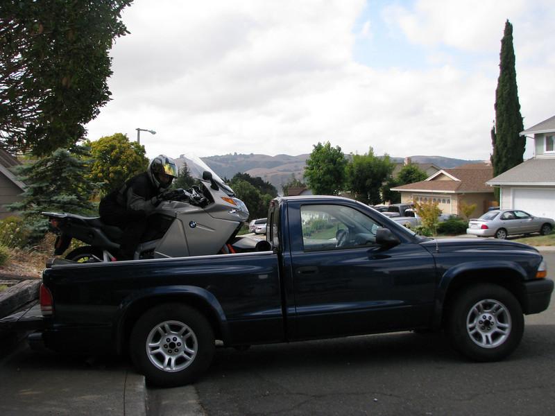 Bike in Truck (3)