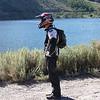 Mike at Grant Lake