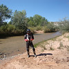 Fremont river crossing on Hartnett Draw road Day 5 - Steve