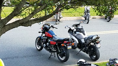 Martin Moro Fall Ride In 2017