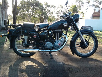 Matchless G80S