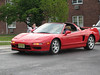 "O.K.  this is turning into a car show.  <br /> Acura NSX<br /> <br />  <a href=""http://www.edmunds.com/acura/nsx/2005/review.html"">http://www.edmunds.com/acura/nsx/2005/review.html</a>"