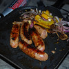 Johnnie's sausage and peppers!!!!
