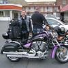 another adventurous female biker in Ely Nevada
