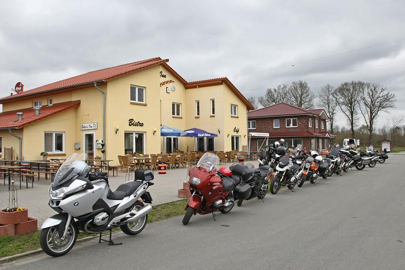 Nordfrühlingstreffen bei Etta 2013 in Bockhorn