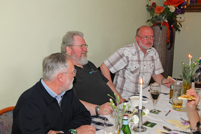 Nordfrühlingstreffen bei Etta 2014 in Bockhorn