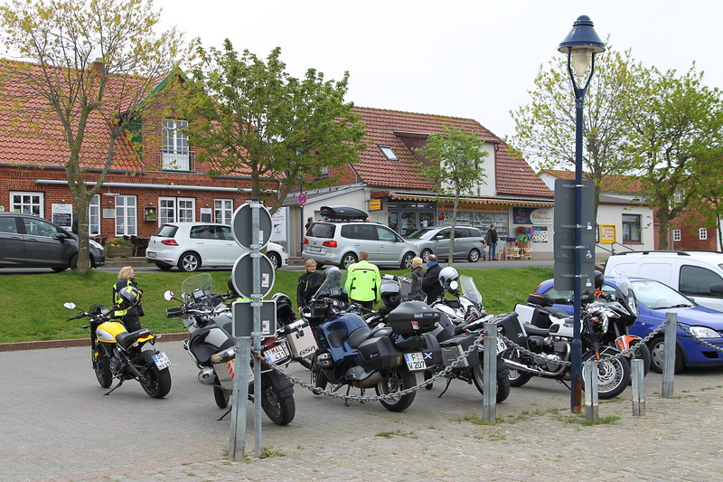 Nordfrühlingstreffen bei Etta 2019 in Bockhorn - Donnerstag