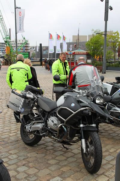 Nordfrühlingstreffen bei Etta 2019 in Bockhorn - Donnerstag, Bremerhaven