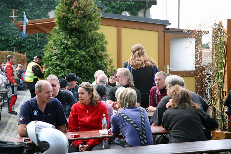 Raili's Treffen 2009, am Kreuzberg in Bebra