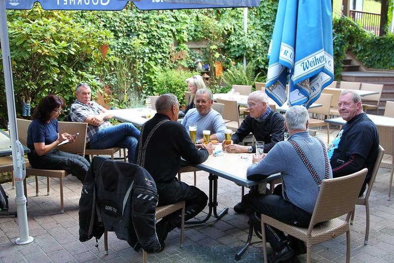 Railis Treffen in Heimbuchenthal (Spessart)