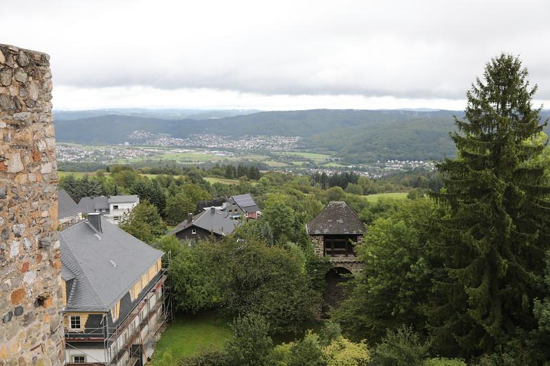 Railis Treffen in Berghausen - Burg Greifenstein