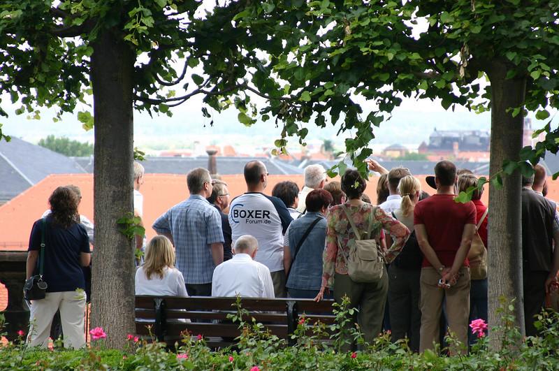 Bamberg -  SSBFT - Südstaaten Boxer Fahrer Treffen in Bamberg - 2007