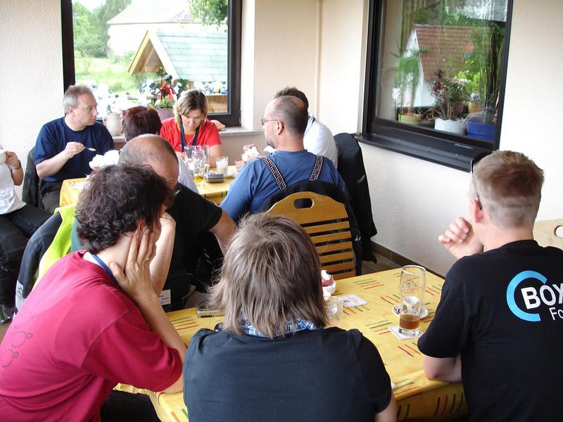 SSBFT - Südstaaten Boxer Fahrer Treffen in Bamberg - 2007