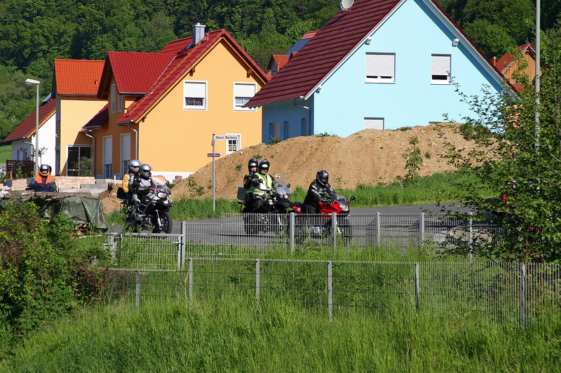 SSBFT - Südstaaten Boxer Fahrer Treffen in Schesslitz-Würgau - 2008