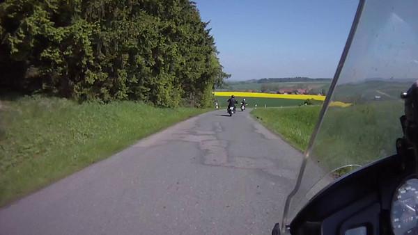 SSBFT - Video - Südstaaten Boxer Fahrer Treffen in Obertrubach-Bärnfels / Fränkische Schweiz - 2010