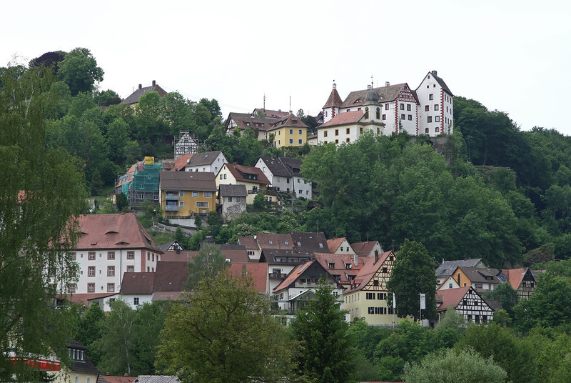 SSBFT - Südstaaten Boxer Fahrer Treffen in Obertrubach-Bärnfels / Fränkische Schweiz - 2012<br /> (Egloffstein)