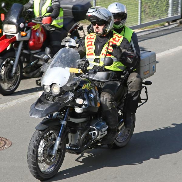 SSBFT - Südstaaten Boxer Fahrer Treffen in Obertrubach-Bärnfels / Fränkische Schweiz - 2012