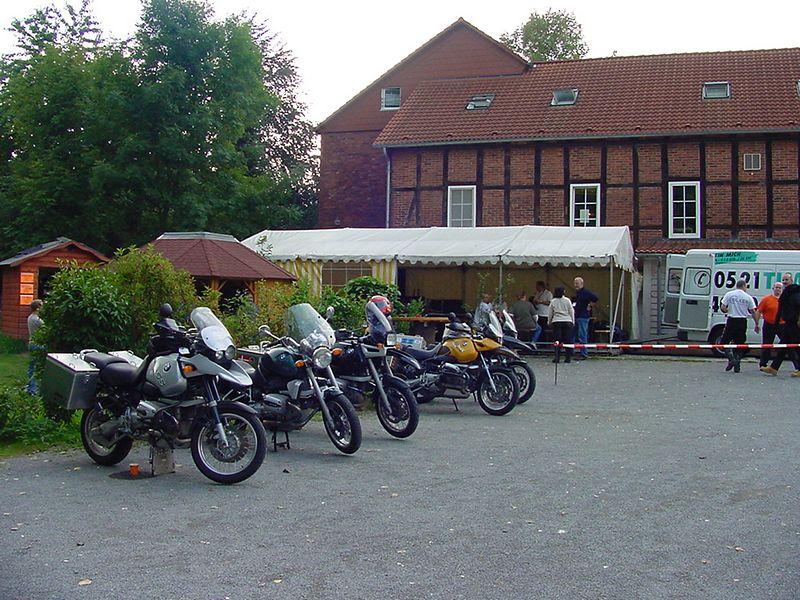 Weserbergland Boxer Forum Treffen 2003