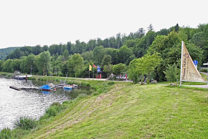 Weserbergland Treffen 2012 - Schieder See