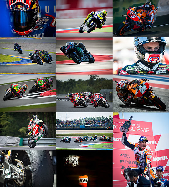 MotoMatters.com 2017 Motorcycle Racing Calendar - Photo Selection