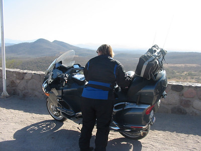Mexico tagalong tour 2006 2up motorcycle