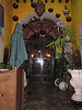 The entrance to The Posada San Jorge, one of my most favorite hotel and restaurant  establishments in all of Mexico.