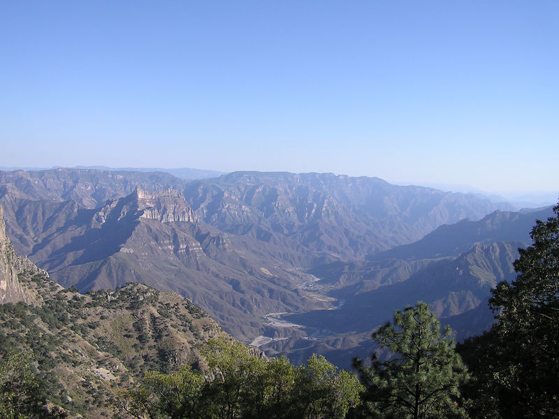 Urique Canyon.