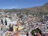 Guanajuato, note the absence of above ground streets.
