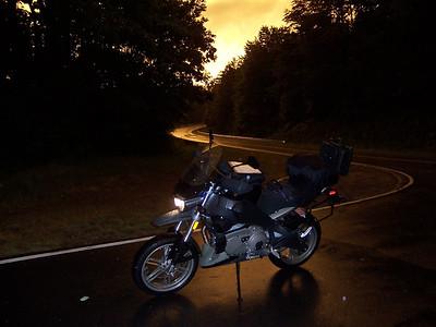 Michael's Motorcycle Adventures