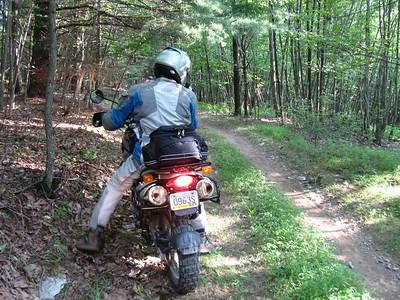 Michaux Off-Road Ride