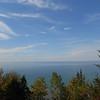 Lake Michigan from M119