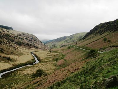 Mid Wales weekender May 2012