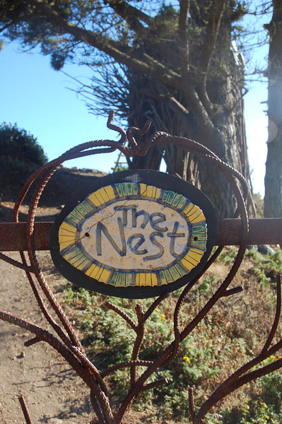 """The Nest"" is a treehouse that is one of their more popular accomodations, and is booked over a year in advance."