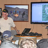 Jim Hyde gets participants excited to get out there in his GPS navigation class.
