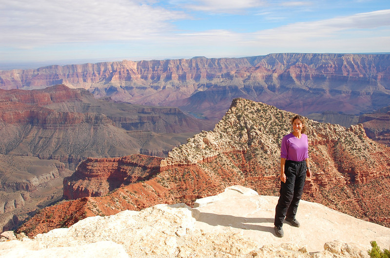 It was at this moment of taking in Cape Royal's exquisite beauty at the North Rim of the Grand Canyon that I realized I could also rise to my potential.