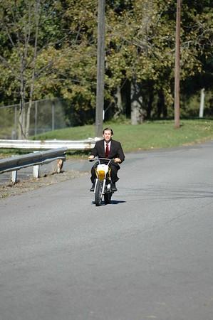 Mini Matt - Dirt Bike