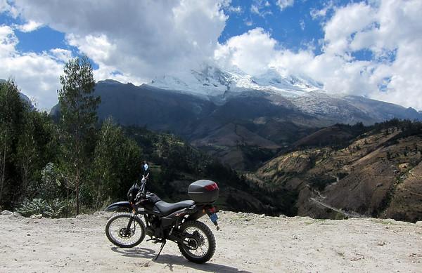 Minimalist Touring, South America