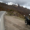 Heading up to Ticlio Pass on 193 cc's
