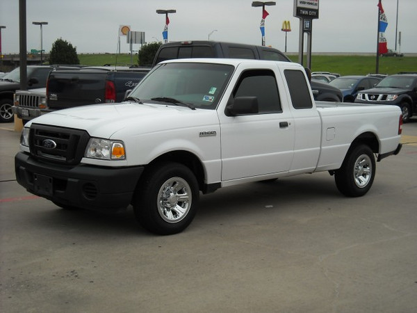 I've been blessed with the resources to get a new truck, praise God. God is great all of the time, on top of the mountains and in the depths of the valleys!