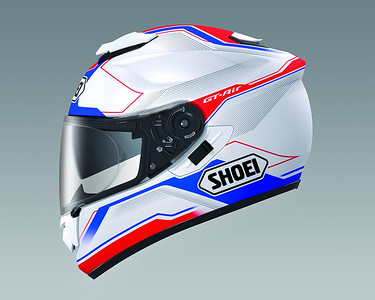 "July 2013 - Shoei GT-AIR Journey TC2 - great deal from:   http://www.justhelmets.co.uk  Contact Pete for a discount code for helmet purchases.....and of course there's ""Price Promise~ ;-)"