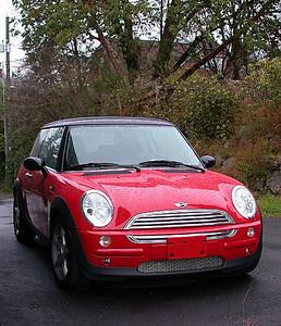 Our Mini Cooper IIFun to drive!