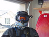 Thanks Mom and Jesse!  Shiny new helmet camera...'spose I should take it out for a ride.