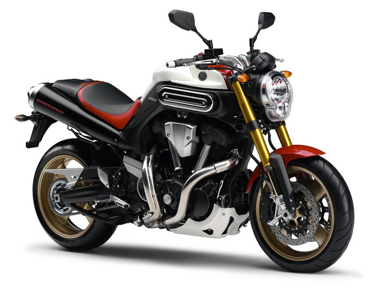 For 2009, Yamaha have introduced the MT-01 SP, a special limited-edition version featuring a range of significant chassis and stylistic changes which are designed to offer an enhanced riding experience.