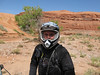 Larry near WhiteWash dunes, near Green River, Utah