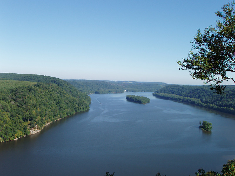 Pinnacle Overlook, Susquehanna River, Holtwood, PA